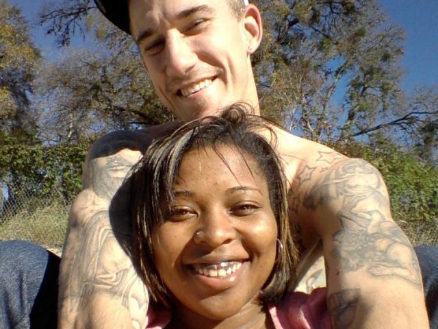 Interracial Couple Anais & Karl - Texas, United States