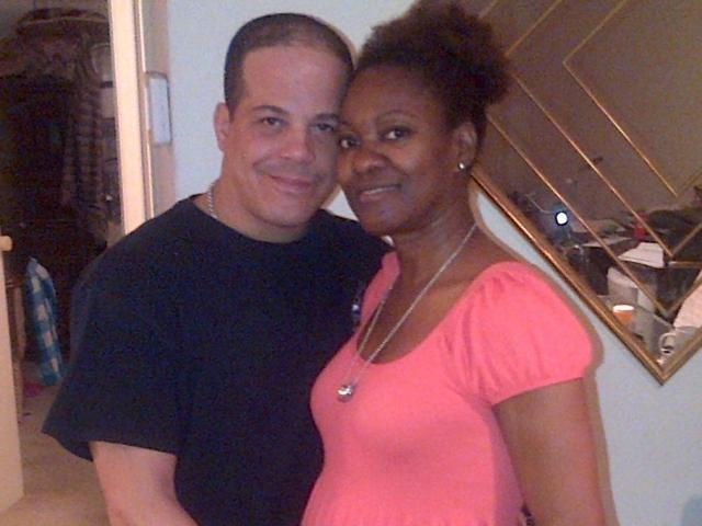 Interracial Couple Annie & Ennerys - Maryland, United States