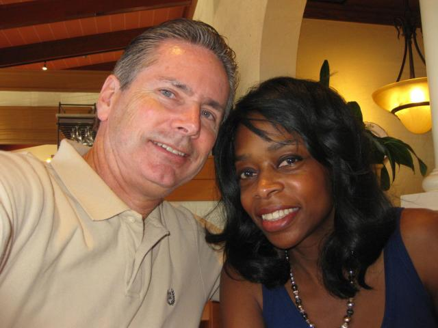 Interracial Marriage Cherie & Michael - California, United States