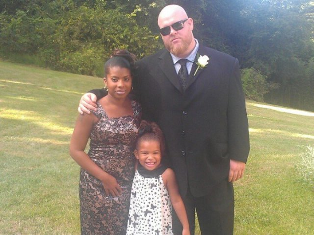 Interracial Couple Brandice & Matthew - Washington, District of Columbia, United States