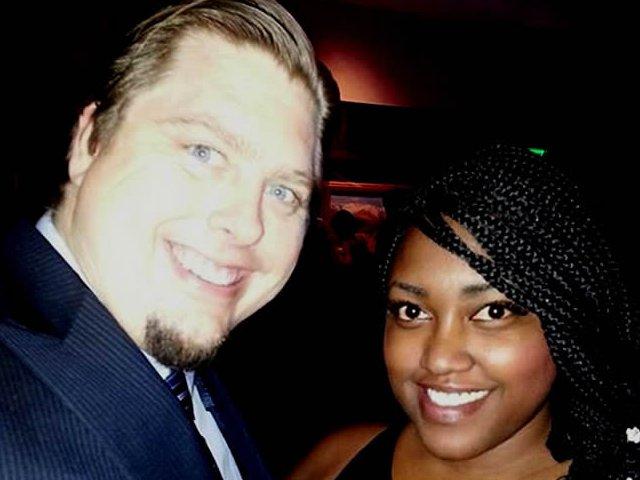 Interracial Couple Phylicia & Clinton - Colorado, United States