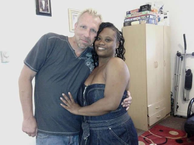 Interracial Couple Lolisa & Forrester - Philadelphia, Pennsylvania, United States