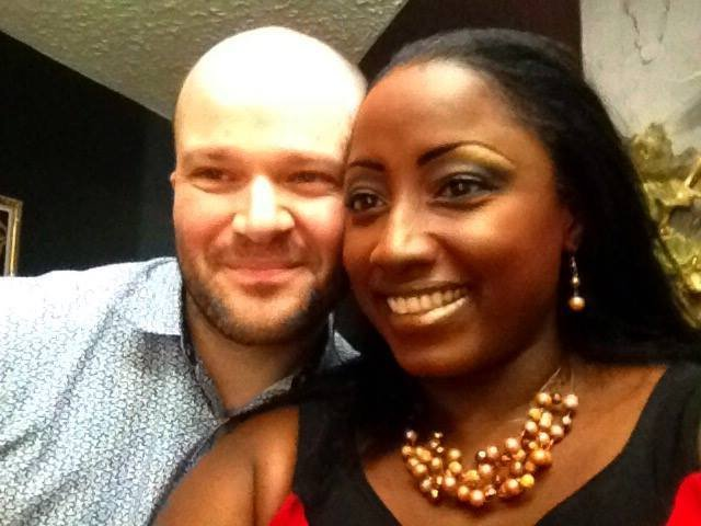 Interracial Marriage Tricia & Christian - London, England, United Kingdom