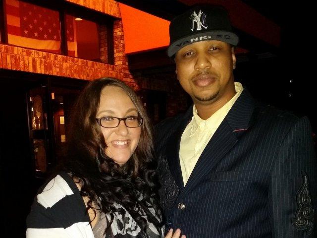 Interracial Couple Jennifer & Michael