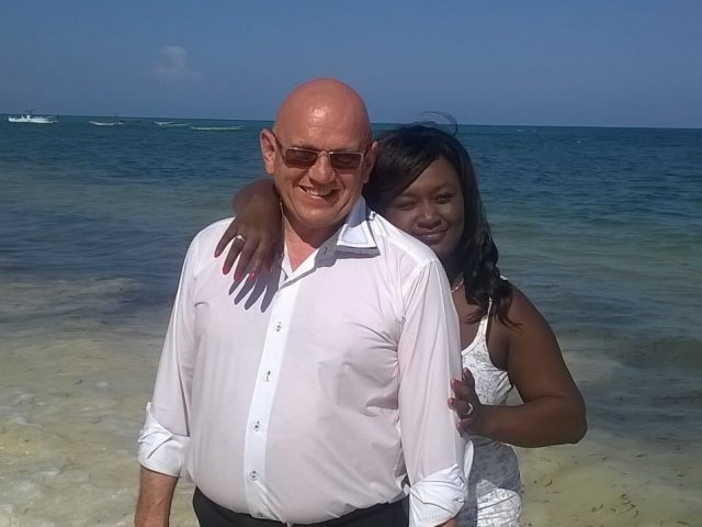 Interracial Marriage Cera & Julian - Mombasa, Coast, Kenya
