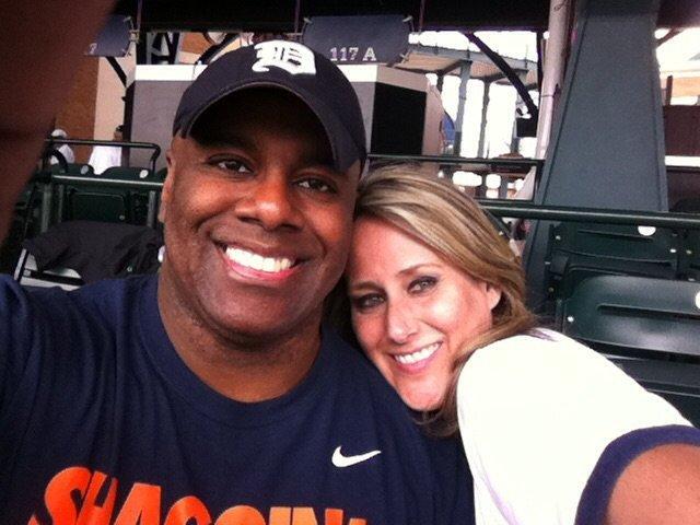 Interracial Couple Amy & Jimmy - Davison, Michigan, United States