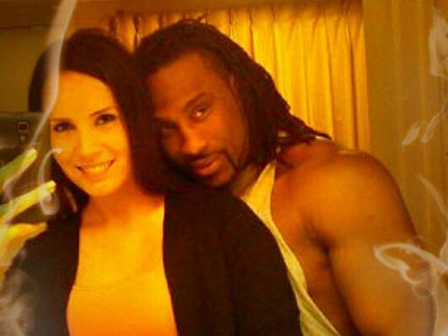 Interracial Couple Carolyn & Anthony - Albany, New York, United States