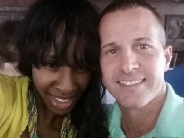 Interracial Couple Pamela & Brad - Illinois, United States