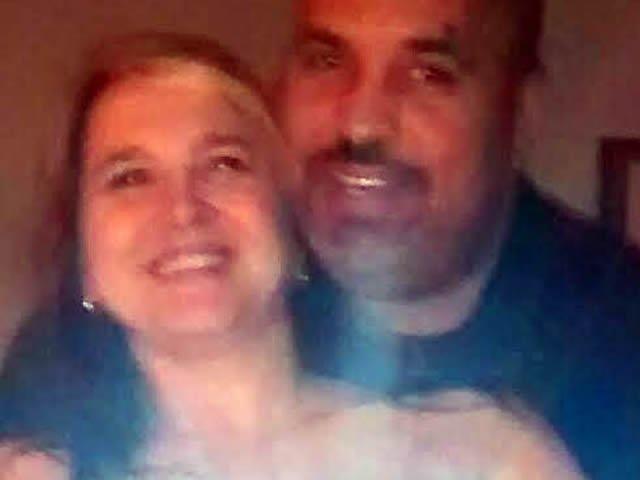 Interracial Couple Lisa & Mark - Atlanta, Georgia, United States