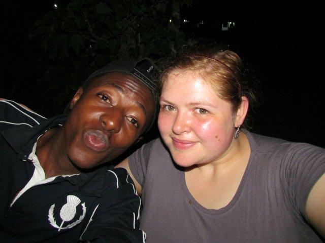 Interracial Couple Mellisa & Nathan