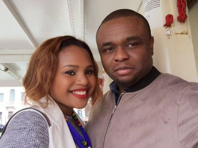 Interracial Couple Zamaswazi & Uzodinma - Durban, KwaZulu-Natal, South Africa