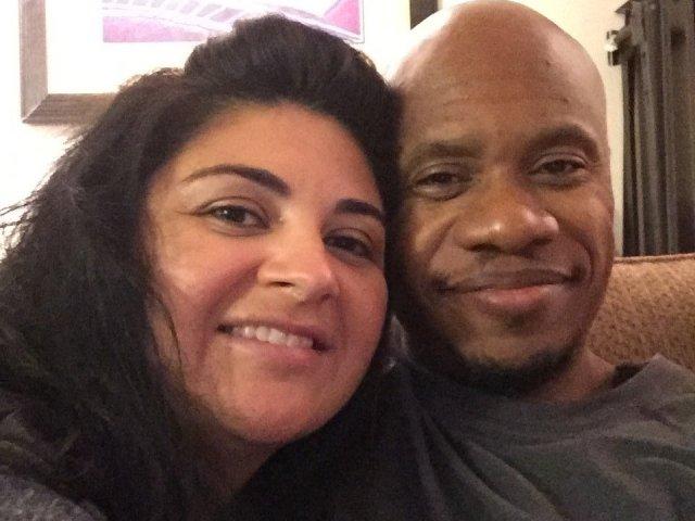 Interracial Couple Jeanette & Michael