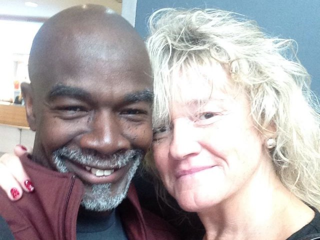 Interracial Couple Tina & Jay - Leicester, England, United Kingdom