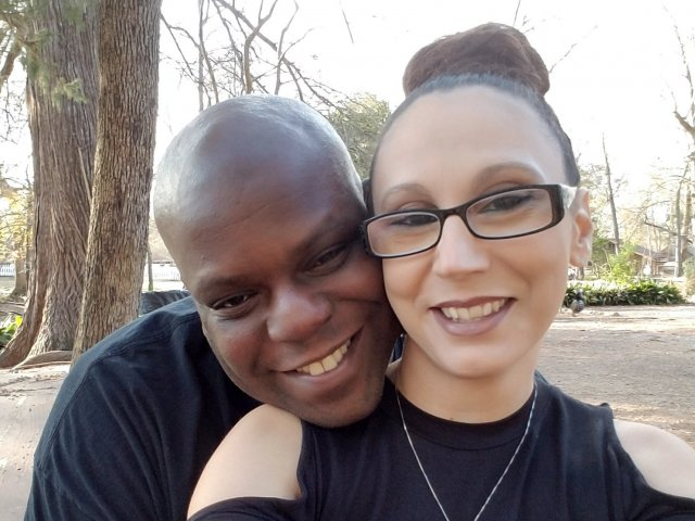 Interracial Couple Jennifer & Jason - Houston, Texas, United States