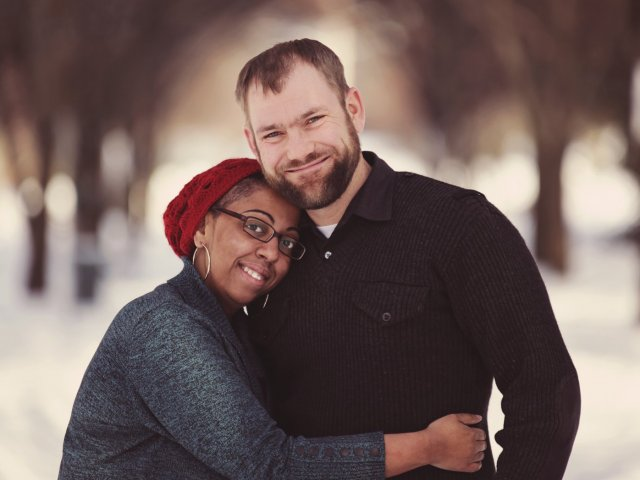 Interracial Couple Danita & Justin - Charlotte, North Carolina, United States