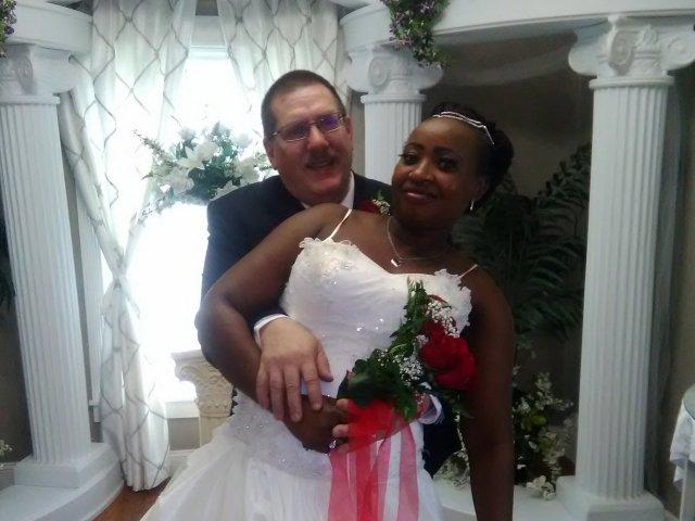 Interracial Marriage Elizabeth & Patrick - Buckley, Washington, United States