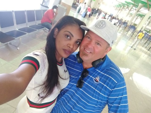 Interracial Couple Marie & James - Dover, New Hampshire, United States