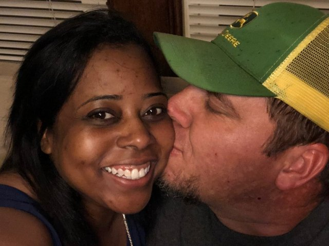 Interracial Couple Nicole & Joshua - Columbus, Ohio, United States