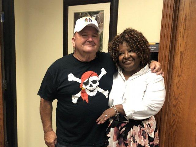 Interracial Couple Sylvia & Steve - Illinois, United States