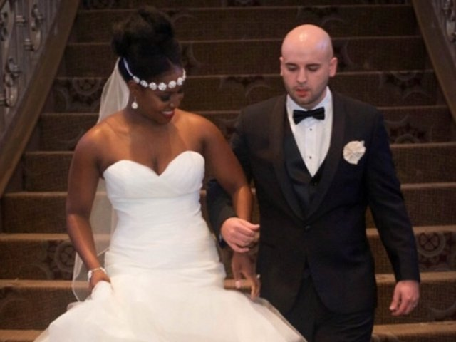 Interracial Marriage Ashley & James Moore - Baltimore, Maryland, United States