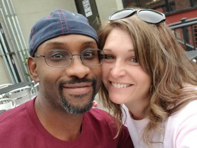 Interracial Couple Dalisa & Willliam - Columbia, Missouri, United States