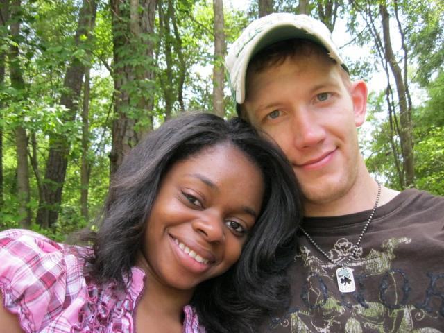 Interracial Couple Nandi & Dustin - North Carolina, United States